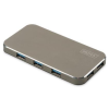 Digitus Hub 7-port USB 3.0 SuperSpeed, Power Supply, HQ aluminum