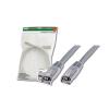 Digitus Premium CAT 5e FTP patch kábel  hossza: 3m  szürke