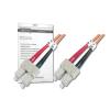 Digitus üvegszálas optikai patch kábel   SC / SC 2m