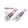 Digitus üvegszálas optikai patch kábel   ST / SC 2m