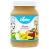 Dinky glutén- és tejszármazékmentes alma vaníliával bébidesszert 6 hónapos kortól 190 g