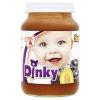 Dinky glutén- és tejszármazékmentes szilva bébidesszert 4 hónapos kortól 190 g