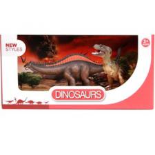 Dinoszaurusz 2 darabos készlet - 10 és 20 cm játékfigura