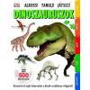 Dinoszauruszok - alkoss, tanulj, játssz - 500 matricával