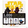 Disney könyv 1000 coleccionables de una galaxia muy muy lejana Star Wars Csillagok Háborúja en ingles gyerek