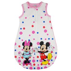 Disney Mickey és Minnie ujjatlan hálózsák 1 TOG