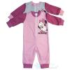 Disney Minnie baba, gyerek bolyhos overálos pizsama (méret:80-122)