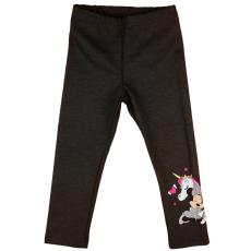 Disney Minnie és unikornis lányka leggings
