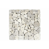 Divero Márvány mozaik Garth - krém, 1 m2