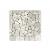 Divero Márvány mozaik Garth - krém, 1 x háló
