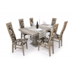 Divian Dante étkező Flóra asztallal (6 személyes)