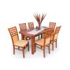 Divian Kármen étkező Pianó asztallal (6 személyes)
