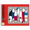 Djeco Sardines - memória játék