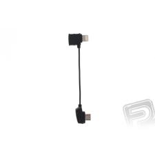 DJI Lightning (Mavic) Távirányító kábel rc modell kiegészítő