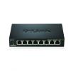 DLINK D-Link Switch 8x1000Mbps fémházas Desktop