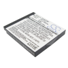 DMW-BCK7PP Akkumulátor 680 mAh