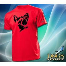 Dogs & Sport Malinois férfi póló (férfi rövid ujjú póló )