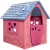 Dohány Első házam kerti játszóház - rózsaszín