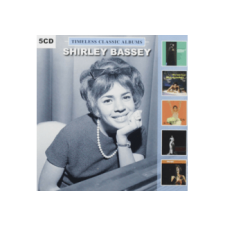 DOL Shirley Bassey - Timeless Classic Albums (Cd) jazz