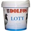Dolfos DG Loty - vitamin, ásványi anyag tartalmú készítmény galamboknak 400g
