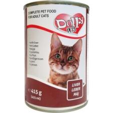 Dolly Cat Konzerv Máj 415gr macskaeledel