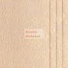 Domborított papír - Apró Cream Rózsák, 120gr.