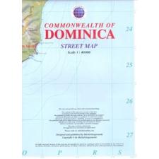 Dominikai Közösség térkép - Michal Kasprowski térkép