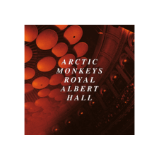 Domino Arctic Monkeys - Live At The Royal Albert Hall (Cd) rock / pop