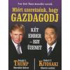 Donald J. Trump, Robert T. Kiyosaki Miért szeretnénk, hogy gazdagodj