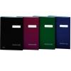DONAU Aláírókönyv, A4, 19 elválasztó lappal, karton, , fekete