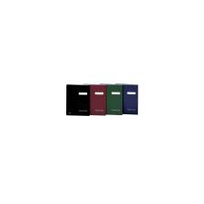 DONAU Aláírókönyv A4 fekete aláírókönyv
