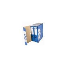 DONAU Archiváló doboz, A4, 155 mm, karton, DONAU, kék irattartó