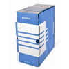 DONAU Archiváló doboz, A4, 155 mm, karton, DONAU, kék (D76633K)