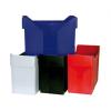 DONAU Függőmappa tároló, műanyag, DONAU, piros