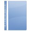 DONAU Gyorsfűző, lefűzhető, PVC, A4, DONAU, kék