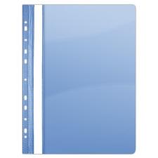 DONAU Gyorsfűző, lefűzhető, PVC, A4, DONAU, kék mappa