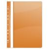 DONAU Gyorsfűző, lefűzhető, PVC, A4, DONAU, narancssárga