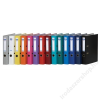 DONAU Iratrendező, 50 mm, A4, PP/karton,  DONAU Szivárvány, kék (D3950K)