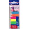 DONAU Oldaljelölő donau 42x12mm + 45x12mm 2x4 szín