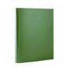 DONAU Tépõzáras mappa, 35 mm, PP/karton, merevített, A4, DONAU, zöld
