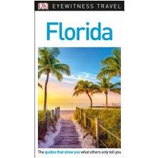 Dorling Kindersley Ltd DK Eyewitness Travel Guide Florida idegen nyelvű könyv