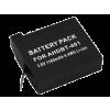 Dörr akkumulátor, GoPro AHDBT-401-nek megfelelő