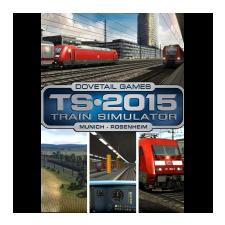 Dovetail Games - Trains Train Simulator: Munich - Rosenheim Route Add-On (PC - Steam Digitális termékkulcs) fogó