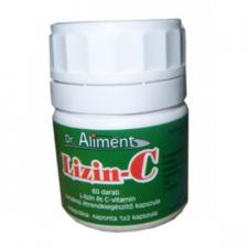 Dr Aliment Lizin-C kapszula táplálékkiegészítő