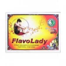 Dr Chen Flavolady kapszula egészség termék