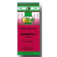 Dr. Chen Kohoflu szirup C-vitaminnal 150ml gyógyhatású készítmény