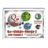Dr.chen Q10 50 mg+Ginkgo+Omega-3 kapszula