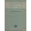 Dr. Csepregi Pál - Szőlőtermesztés 2. - Kertészeti technikumok tankönyvei