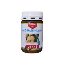 Dr Herz Dr.Herz A-Z Multivitamin kapszula 60 db vitamin