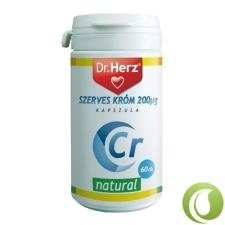 Dr. Herz Dr.Herz Szerves Króm Kapszula 60 db vitamin
